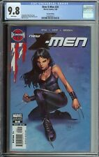 NEW X-MEN #20 CGC 9.8 X-23 BILLY TAN VARIANT COVER WOLVERINE