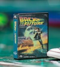 Back to the Future Vhs Case Diorama Prop Only Mezco, Marvel Legends, Neca 1/12