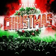 Punk Goes Noël (2013) 12-track CD Neuf/Scellé All Time Low Yellowcard