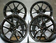 """19"""" Grey GTO Alloy Wheels Fits Cadillac Chevrolet Captiva Cruze Orlando 5x115"""