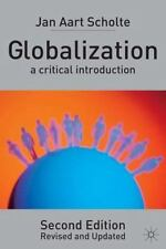 Globalization: A Critical Introduction by Scholte, Jan Aart
