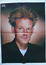 Depeche Mode Andy Fletcher Madonna POSTER Swedish Sweden 1980s