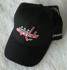 NWT  Officially Licensed, NHL, Washington Capitals. Hockey, Reebok,  hat/cap