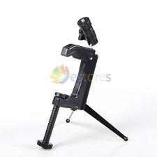 Portable Table Desk DSLR Camera Flash Mounting Clamp Stand Bracket Tripod
