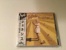 Genesis – Nursery Cryme JAPAN CD w/ obi VJD-28009