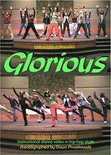 Glorious - hip hop praise dance choreography instruction DVD (0 region free)