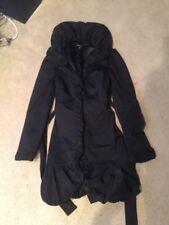 Bebe Black Coat Size XS