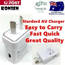 Australia USB AU AC Plug Wall Charger Travel Adapter for IPhone Samsung HTC Sony