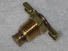 Radiator Drain PetCock Rock Shaft Drain Plug John Deere A B G M 3010 4020 60 430