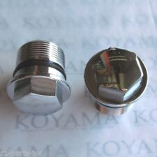Honda Fork Top Bolt (PAIR) / CB750,CB550, CR250, XL250,K0-K6