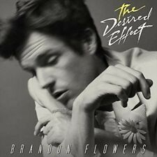 Brandon Flowers The Desired Effect LP Vinyl 33rpm