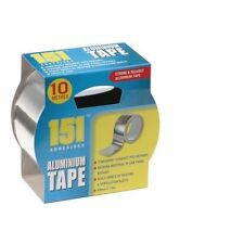 10 Metres Aluminium Strong and Reliable Tape Temporary Exhaust Pipe Repairs New