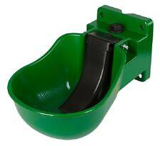Tränkebecken Kunststoff grün K50 Selbsttränke Pferdetränke Rindertränke Tränke