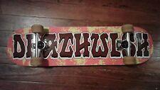 Deathwish - Graffiti Logo - Custom Complete Skateboard