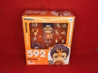 Nendoroid 592 Haikyuu!! YU NISHINOYA Figure ORANGE ROUGE from Japan