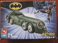 AMT ERTL 1/25 SCALE BATMAN BATMISSILE KIT#38038 NEW IN BOX