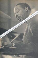 Kenny Klook Clarke - Jazz Vibrapohonist - um 1955 ............... R13-18