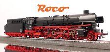 H0-ROCO 78137 locomotiva 012 080 OLIO-Tender DB EP IV: Digital & Sound Märklin AC