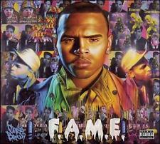 F.A.M.E. [PA] by Chris Brown CD Justin Bieber Lil Wayne