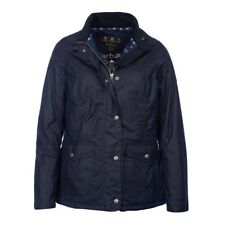 Genuine Ladies Barbour Sandsend Wax Jacket Size 10 BNWT Free P&P SALE SALE