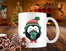 SKODA Car Penguin Coffee MUG Kaffeetassen Becher Winter Gift Geschenk