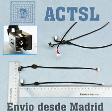 CONECTOR DC POWER JACK para Lenovo Ideapad G575 (With Cable)