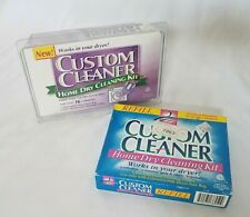 Home Dry Cleaning Kit Custom Cleaner Sealed With Refill Kit