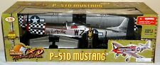 """Ultimate Soldier XD 1:18 P-51D Mustang """"Big Beautiful Doll"""" *NIB* WWII Plane"""