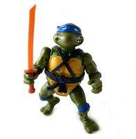 Hard Head Leonardo Vintage TMNT Ninja Turtles Action Figure 1988 80s Leo #2