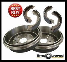 REAR BRAKE DRUMS+SHOES for ToyotaHilux 4WD KZN165 RZN160 170 190 1997-05 RDA1744