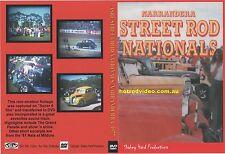 AUSTRALIAN STREET ROD NATIONALS NARANDERRA 1977 DVD  ASRF  hot custom rat video