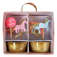 Meri Meri CREDO IN Unicorni Festa Cupcake Kit