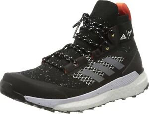 Adidas Men's  TERREX FREE HIKER Parley Hiking BOOT UK 10 BNIB Water Repellent