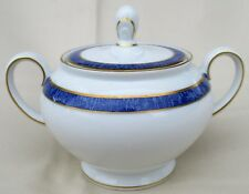 Rosenthal Classic Rose ~ Continental Gala Blue  ~ Sugar Bowl