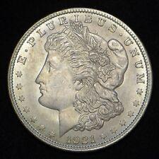 1921 Morgan Silver Dollar BU+ (cn6149)