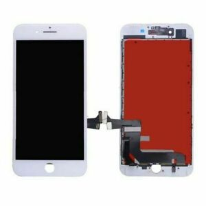 For iPhone 8 PLUS LCD Screen Replacement Digitizer 3D Touch Assembly BLACK/WHITE