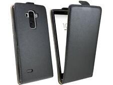 Couverture de Protection pour Téléphone Cellulaire Étui en Noir LG G4 Stylet (