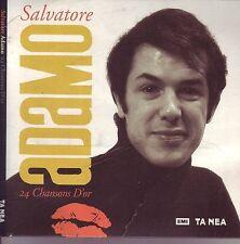 ADAMO SALVATORE - 24 CHANSONS D'OR SEALED DIGIPACK  GREEK DOUBLE CD