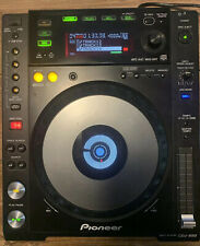 Pioneer CDJ-850-K DJ CD/MP3 Multi Player Single CD Deck Black