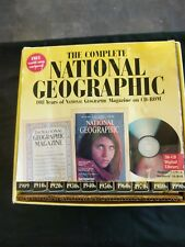 National Georgraphic 1997 108 years on cd
