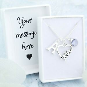 Cherub Charm Necklace, Personalised Gift, Angel Jewellery, Loss Sympathy Gifts