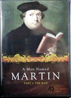 A Man Named Martin Part 1: The Man - Documentary Martin Luther Brand NEW DVD