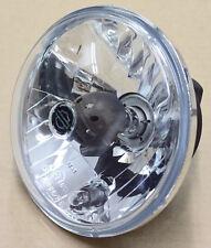 HARLEY ORIGINAL FARO Inserto Vidrio Transparente Reflectante 5 3/4 pulgadas UK