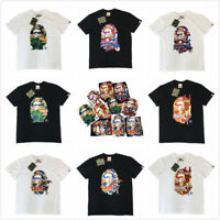 BAPE Marvel Shirts A Bathing Ape T Shirt US Size