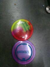2x Discraft Z Avenger Ss Tye-dye 172 Pearly Purple 167