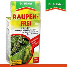 Dr. Stähler 15 ml Raupen-Frei DIPEL ES