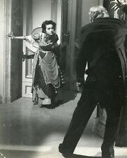 NICOLE BESNARD LA BEAUTE DU DIABLE 1950 VINTAGE PHOTO ORIGINAL