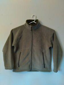 Men's WearGuard Full Zip Fleece Winter Jacket Career Job Work Wear Sz L