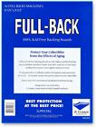 50 E. Gerber Full Back MAGAZINE SIZE 42pt Acid Free Backing Boards 858FB