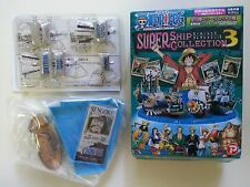 One Piece Super Ship Collection Part 3 - Sengoku's Marine Battleship
